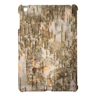 Tree Bark Textured iPad Mini Case