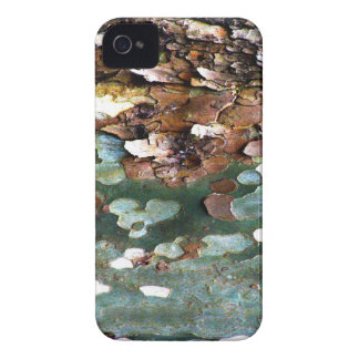 Tree Bark Textured iPhone 4 Barely There Case