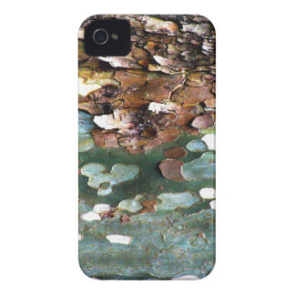 Tree Bark Textured iPhone 4 Case-Mate ID iPhone 4 Case-Mate Case