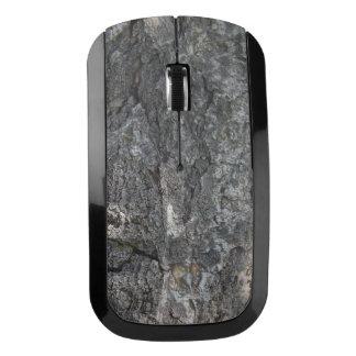 Tree Bark Wireless Mouse