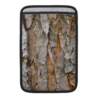 Tree Bark, Wood, Trees Forest Sleeves For MacBook Air