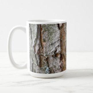 Tree Bark, Wood, Trees Forest Classic White Coffee Mug