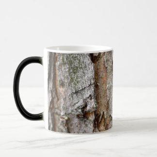 Tree Bark, Wood, Trees Forest 11 Oz Magic Heat Color-Changing Coffee Mug