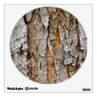 Tree Bark, Wood, Trees Forest Wall Sticker
