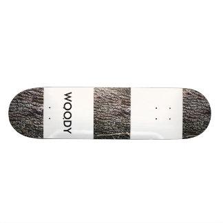 Tree Bark, WOODY Skateboard Deck