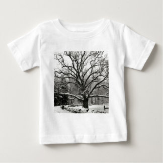 Tree Bedford Oak New York City Baby T-Shirt