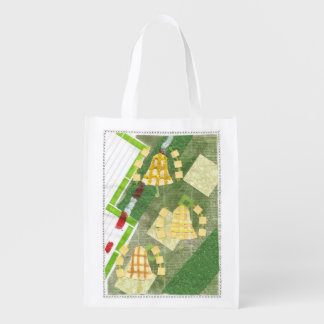 Tree Bell Reusable Bag Market Totes