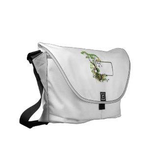 Tree bird frame simpler floral.png messenger bag