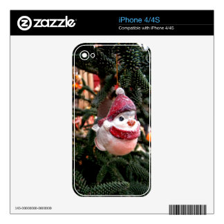 Tree Birdie Decal For The iPhone 4