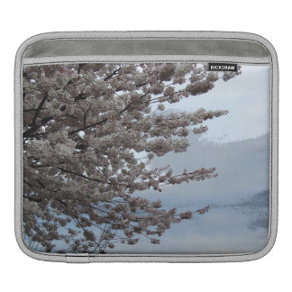 Tree Blossom Horizontal iPad Sleeve