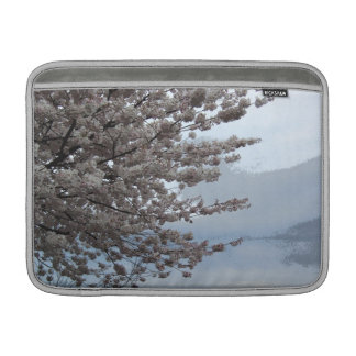 Tree Blossom Horizontal Macbook Air Sleeve