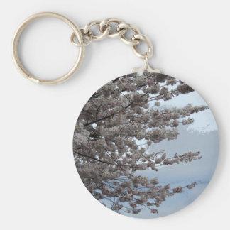 Tree Blossom Keychain