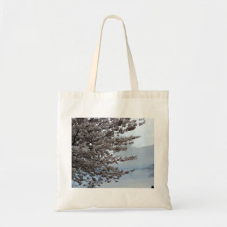 Tree Blossom Tote Bags