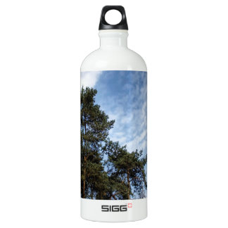 Tree Blue Pines SIGG Traveler 1.0L Water Bottle