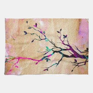 Tree Branch Hand Towel