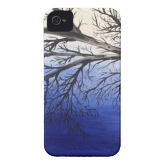 Tree branch over water iPhone 4 cover