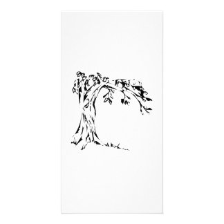 Tree Branch Photo Card Template