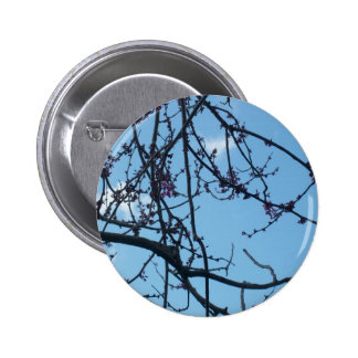 Tree Branches 2 Inch Round Button