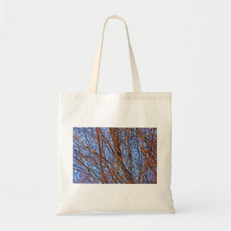 Tree Branches Budget Tote Bag