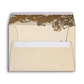 tree branches envelopes for wedding invitations