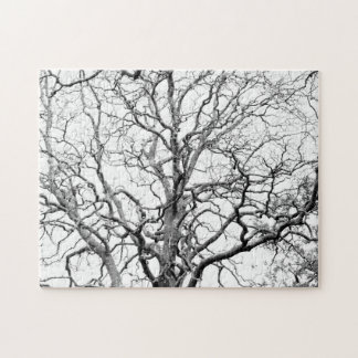 Tree branches jigsaw puzzle