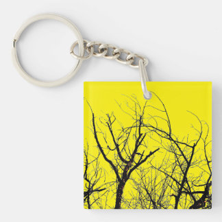 Tree Branches Keychain