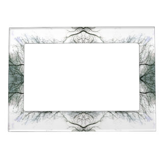 Tree Branches Magnetic Frame
