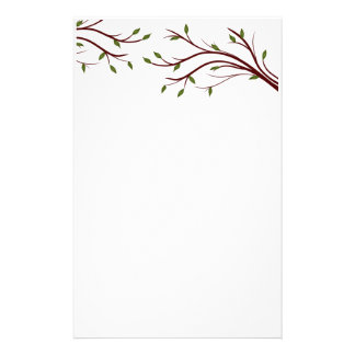 Tree Branches Stationery