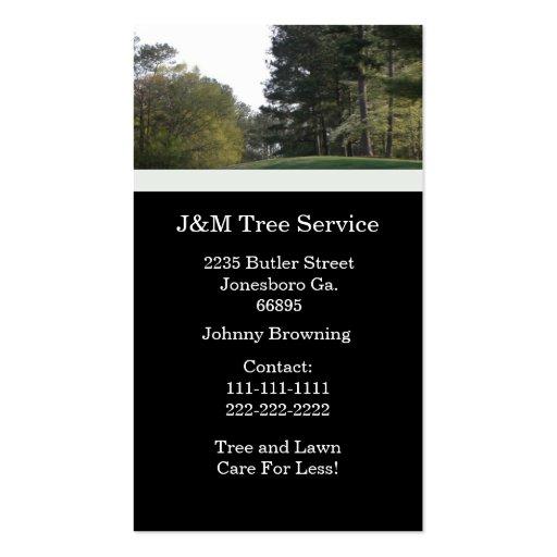 Tree service business card templates page2 bizcardstudio tree business card colourmoves