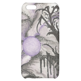 Tree By Moonlight Cover For iPhone 5C