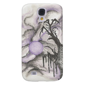 Tree By Moonlight Galaxy S4 Covers