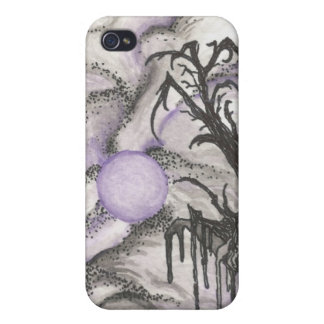Tree By Moonlight iPhone 4/4S Case