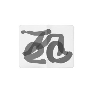 Tree Calligraphy Pocket Moleskine Notebook