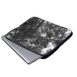 Tree Canopy, Bute Park, Cardiff Laptop Sleeve