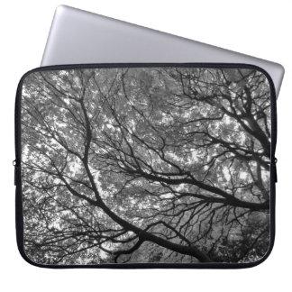 Tree Canopy III, Bute Park, Cardiff Computer Sleeve