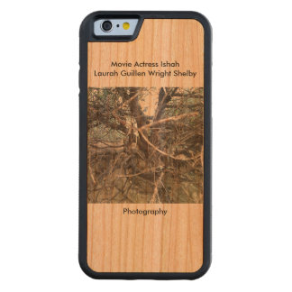 Tree Carved Cherry iPhone 6 Bumper Case
