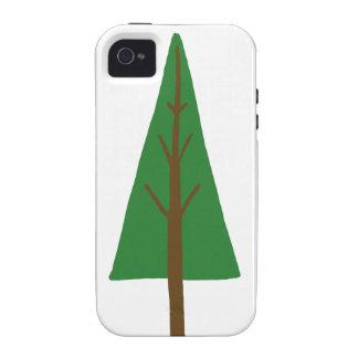 Tree Vibe iPhone 4 Case
