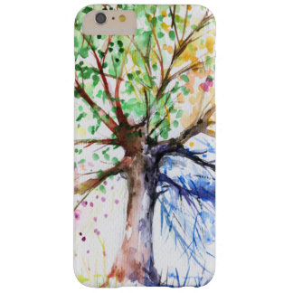 Tree Barely There iPhone 6 Plus Case