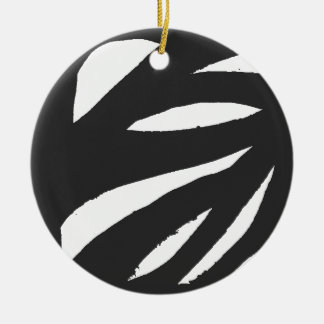 tree ceramic ornament