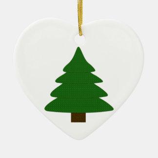 Tree Christmas Tree Ornament