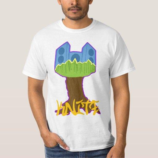 tree city Knite T-Shirt