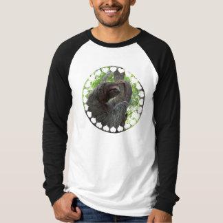 Tree Climbing Sloth Men's T-shirt