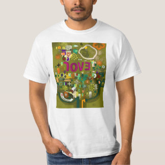 Tree Coils Economic T-Shirt
