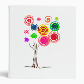 Tree colored swirls spiral eco graphic.png binder