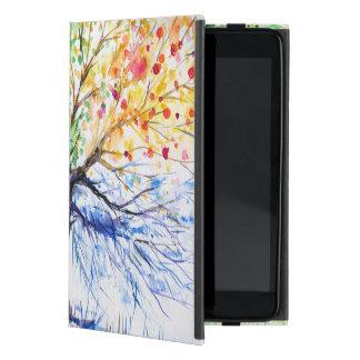 Tree Cover For iPad Mini