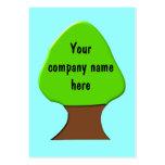 Tree Customizable Business Card