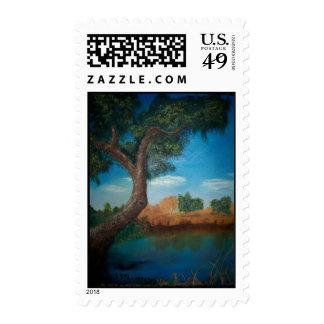 Tree - Customized Stamp