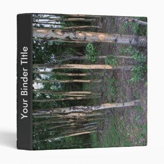Tree damage by mammals in Refuge Vinyl Binder