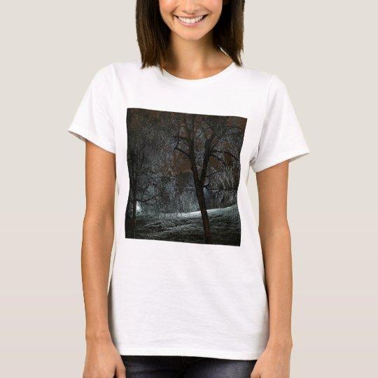 Tree Dark Wood T-Shirt