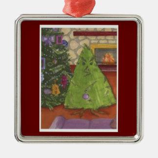 Tree Decorating A Christmas Tree Ornament